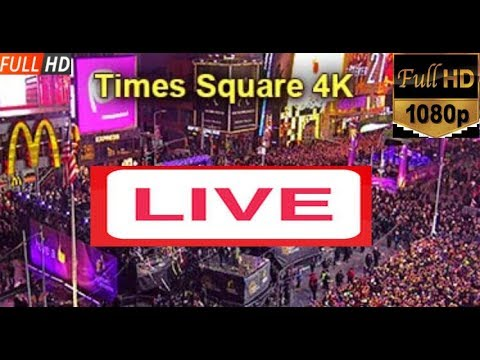 2019 New Year's Eve Official - LIVE 🔴 Global Stream: NYC, USA, Thailand, Asia + More! | HD 1080p