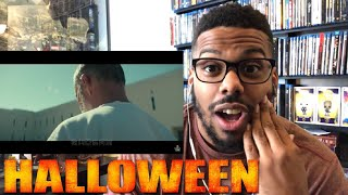 Michael Myers Face Reveal Scene | Halloween (2018) Movie Clip REACTION!