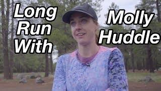 Long Run WIth Molly Huddle