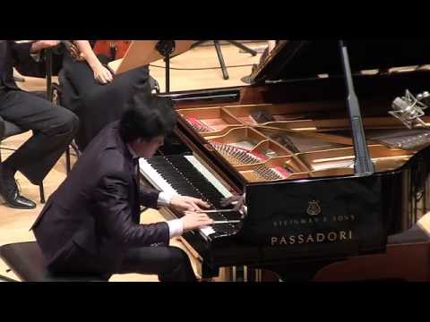 Bolai Cao - 1st Final Round w Orchestra - 60th F. Busoni International Piano Competition