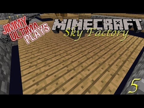 Sky Factory: Modded Minecraft Episode 5 - Solar Power