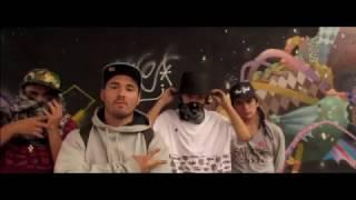 Nfx - B-Boys (Official Clip)(Prod.Kenny.Madfly Scratch DabeatRomero)