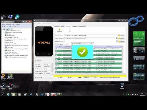 #Oukitel C16 Pro _ как прошить программой SP Flash Tool из под Windows