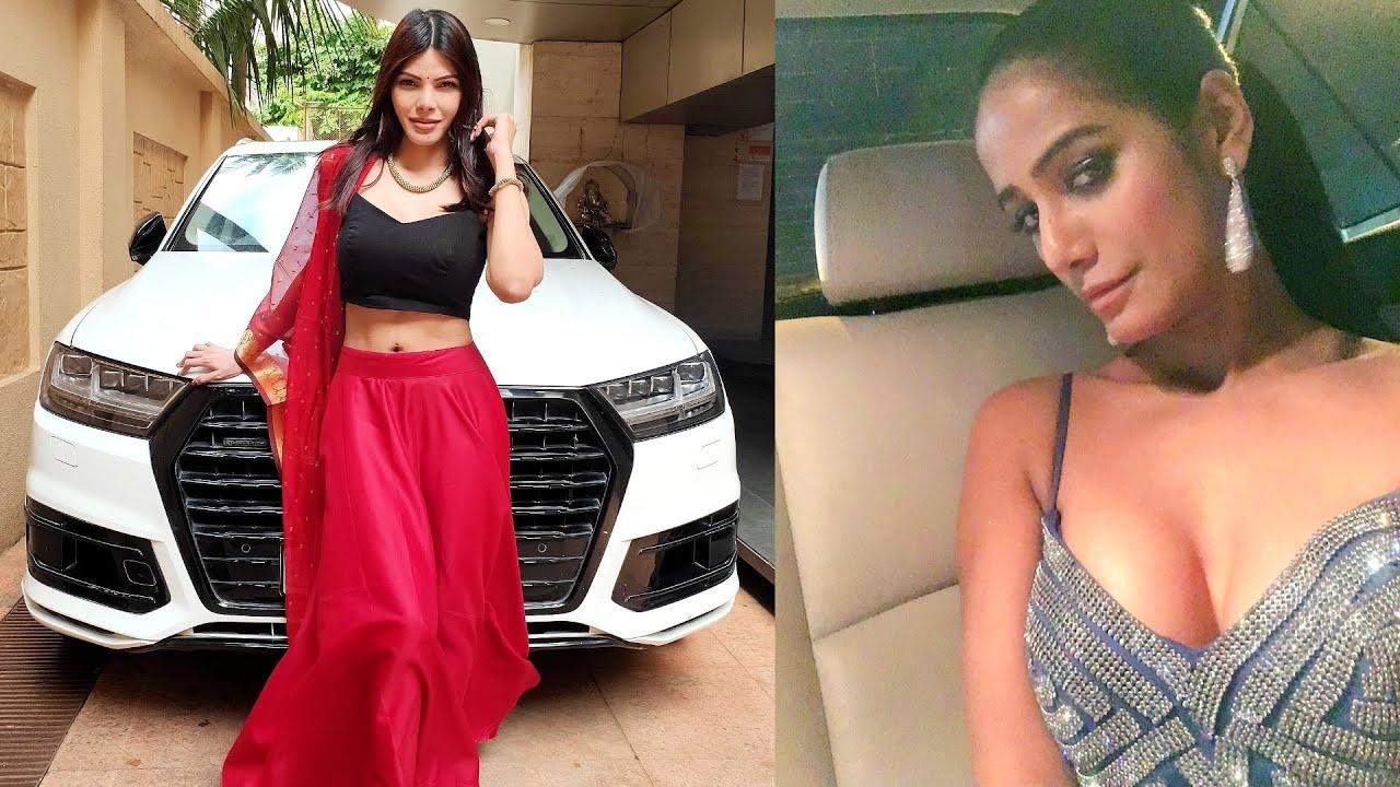 Poonam Pandey VS Sherlyn Chopra Car Collection
