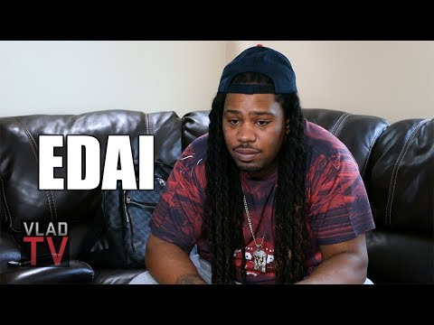 "Edai Discusses the Term ""Snitch"" and Lack of Support & Trust From the Police"