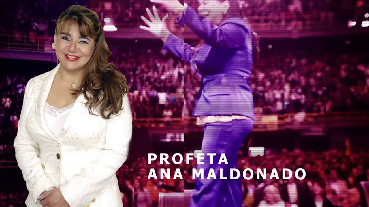 Deboras 2015 madrid profeta ana maldonado youtube for Mobilia y maldonado