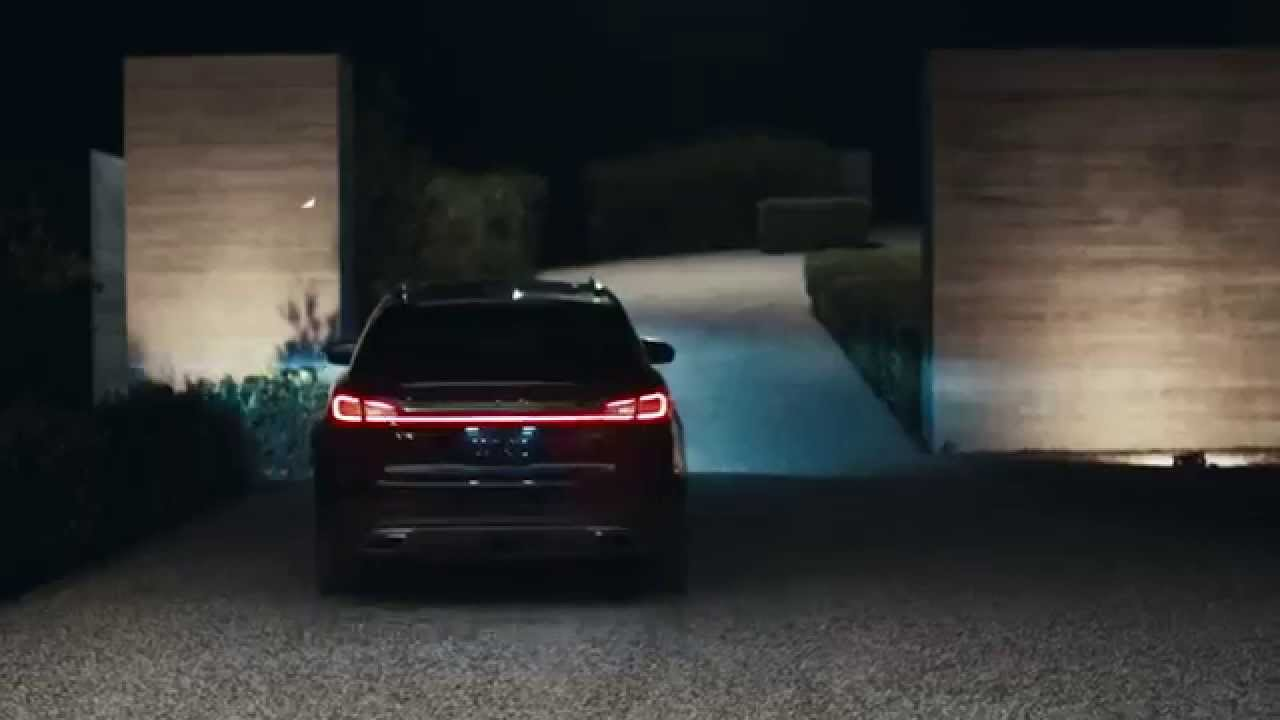 Lincoln Mkx Commercial 2016 Hd Matthew Mcconaughey Youtube