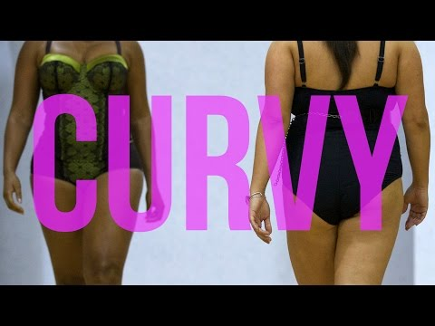 This Is What Curvy Actually Looks Like