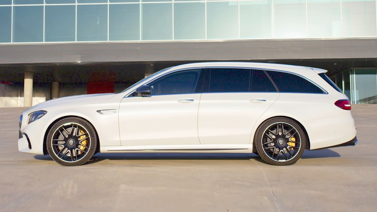 Mercedes Amg E63 S Estate 2017 Driving And Design Youtube