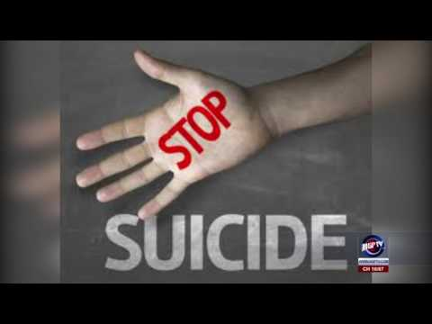 GLOOMY PERSPECTIVE ON SUICIDE RATE IN GUYANA