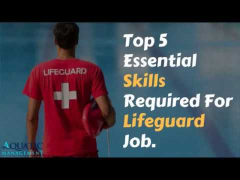 Top 5 Essential Skills Required For Lifeguard Job.