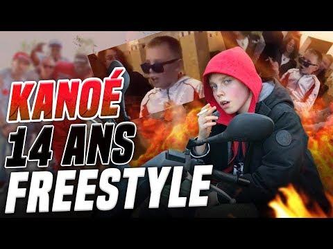 LE FREESTYLE DE KANOE, RAPPEUR DE 14 ANS ! 😱 - Marion et Anne So