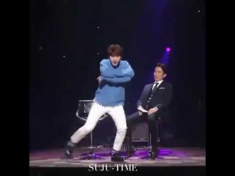 Cho kyuhyun dance twice (cheer up)
