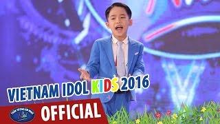 vietnam idol kids - than tuong am nhac nhi 2016 - tap 2 - duc thanh thien phuoc