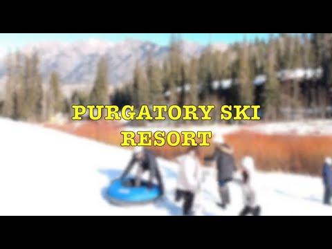 Travel Vlog #15 - Purgatory Ski Resort, Durango  2018