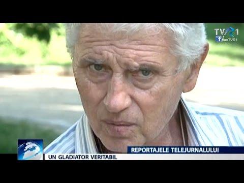 Reportajele Telejurnalului: Szoby Cseh - un Gladiator Veritabil!