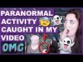 Paranormal Activity Caught In Video I Filmed With Mom