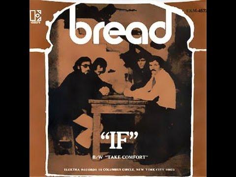 Bread - IF (With lyrics on screen)