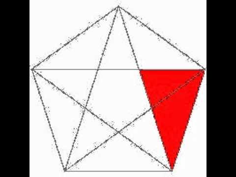 Cuantos Triangulos En Un Pentagono Youtube