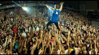 Repeat youtube video Macklemore & Ryan Lewis feat. Ray Dalton - Can't Hold Us - Live at EWU