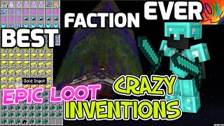MINECRAFT- FACTIONS TOUR OF BEST BASE INVENTIONS! Part 1
