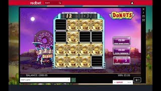 Online Slots with The Bandit - White Rabbit WC Prize Included!