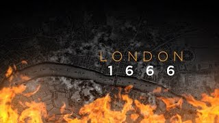 Watch it burn: 350th anniversary of the Great Fire of London