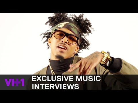 August Alsina Plays Never Have I Ever | Exclusive Music Interviews | VH1