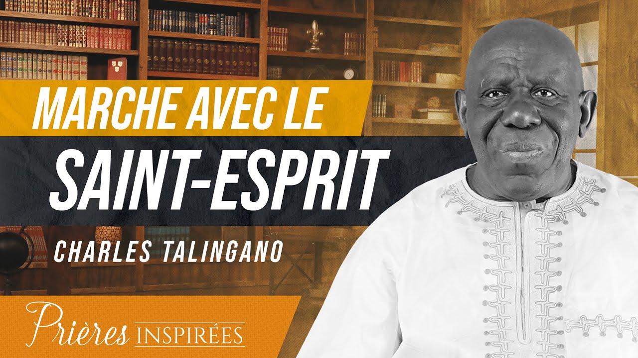 Reçois le règne de Dieu et le baptême de feu ! - Prières inspirées - Charles Talingano