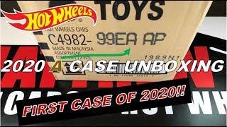 HOT WHEELS - 2020 A Case UNBOXING - Skyline, Subaru  \u0026 MORE!