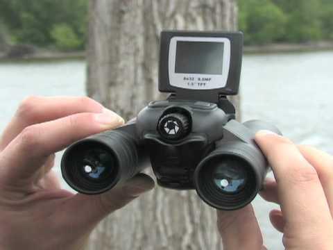 Barska Point 'N' View 8x32 8MP Binoculars
