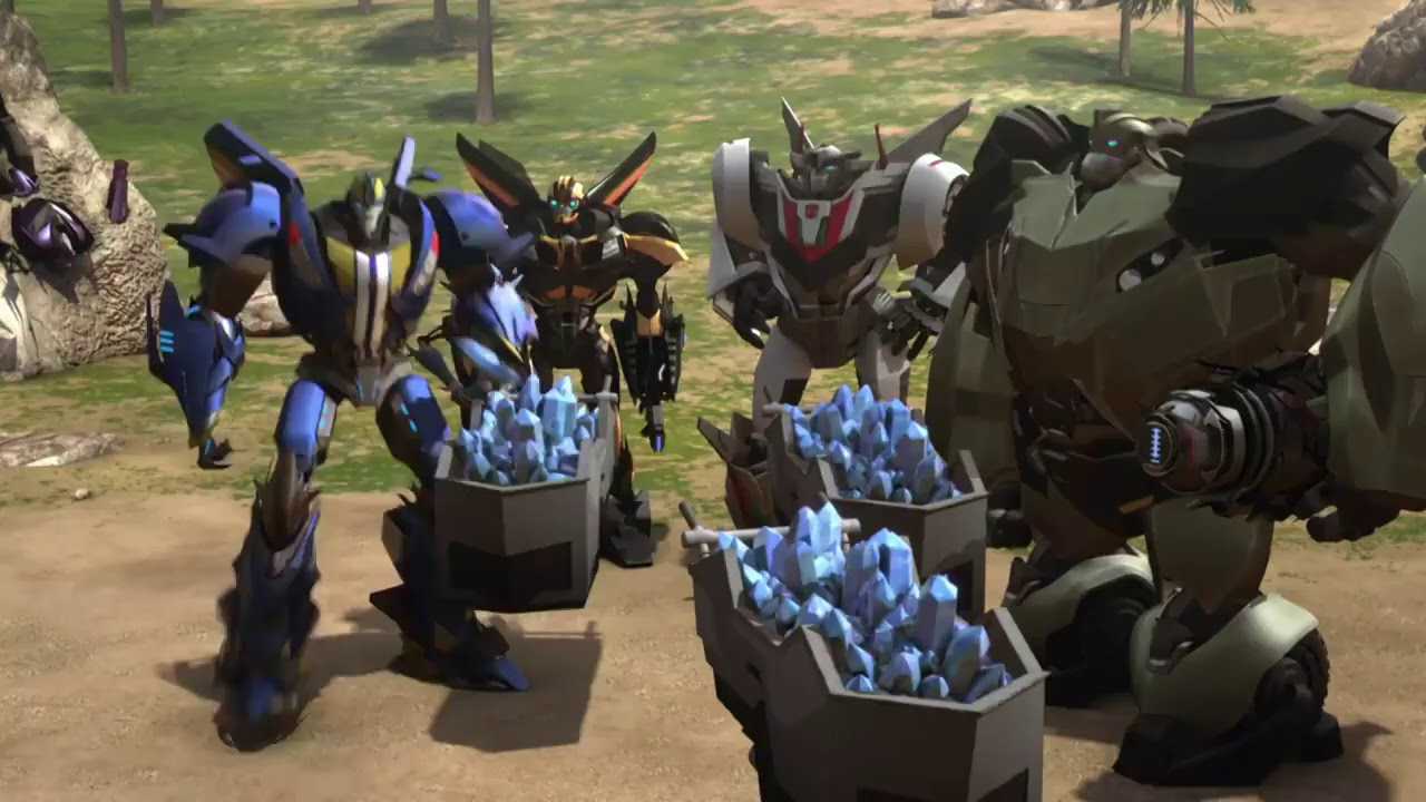Transformers Prime: Beast Hunters Episode 9 in Hindi || The Trap || TFP S3E9 Part 2/3 ||