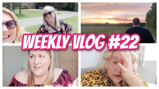 IT CAN'T ALL BE GOOD DAYS / WEEKLY VLOG 22