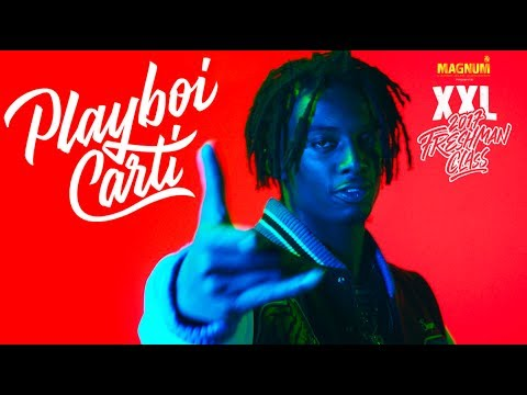 Playboi Carti Freestyle - 2017 XXL Freshman