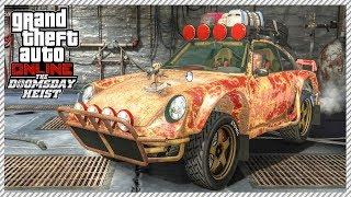 The New Best Off-Road Vehicle in GTA 5 Online! (GTA 5 Doomsday Heist DLC)