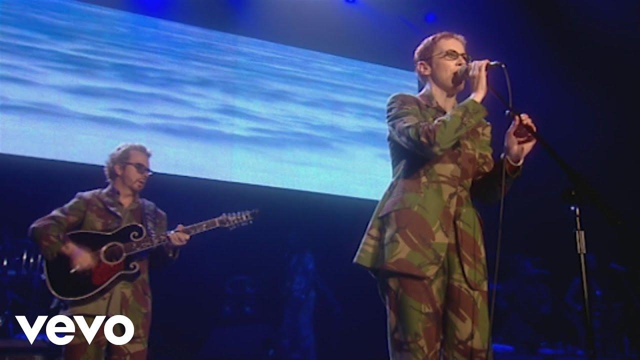 Eurythmics When Tomorrow Comes Peacetour Live Youtube