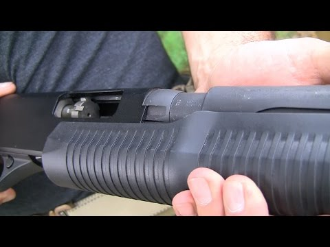 Savage Arms Stevens 320:  Budget Tactical 12 Gauge Shotgun