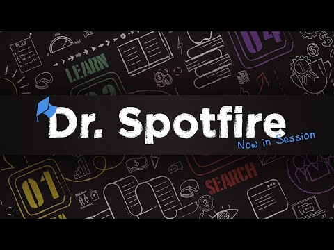 Dr  Spotfire - Using TERR Data Functions and Expression