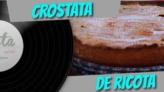 Crostata De  Ricota - Pasta And Roll # 39