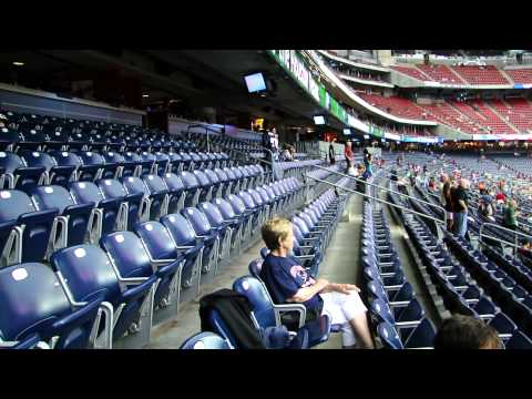Inside Reliant Stadium I
