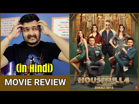 Housefull 4 (Film Series, All Parts) - Movie Review