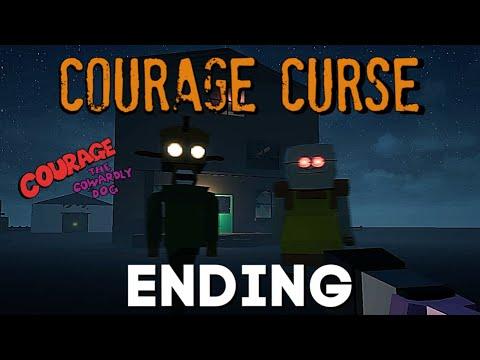 Courage Curse – Walkthrough Gameplay (SHORT HORROR GAME)