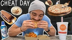 Eating What I Want For 24 Hours | Wicked Cheat Day #98