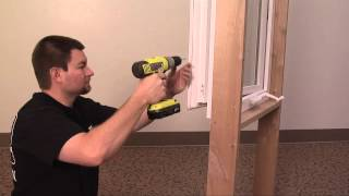 how to install a window opening control device wocd