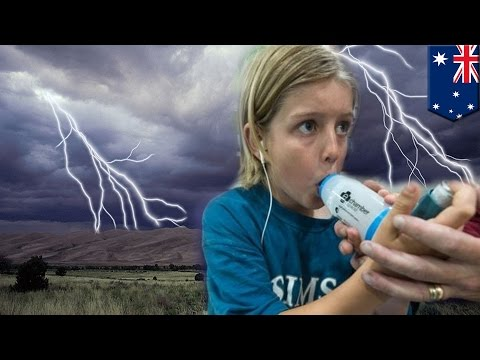 Asthma attack: Thunderstorm asthma kills four in Melbourne, hospitalizes hundreds - TomoNews