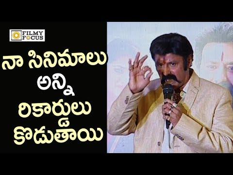 Balakrishna Extra Ordinary Speech @Jai...