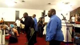 Min. Terrell Rogers & Men Of Destiny (Never Say No)