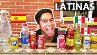Bebidas LATINAS vs ESPAÑOLAS