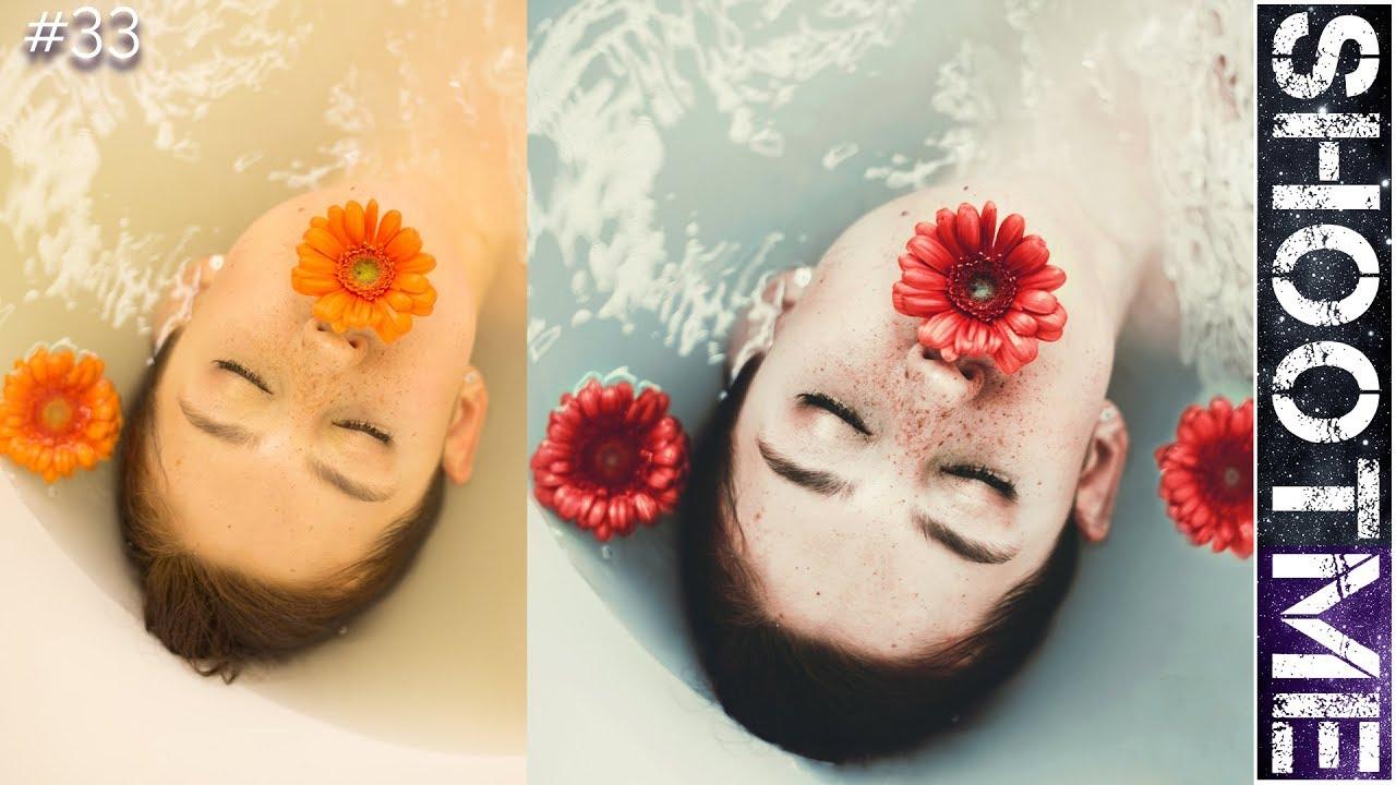 Обработка фото от А до Я || Разбор настроек || Photoshop ...