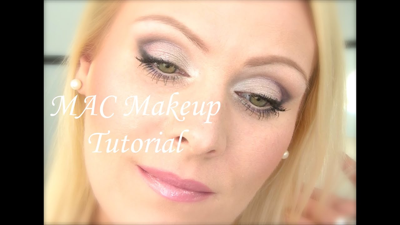 MAC Makeup Tutorial - Soft Pastel Makeup Look
